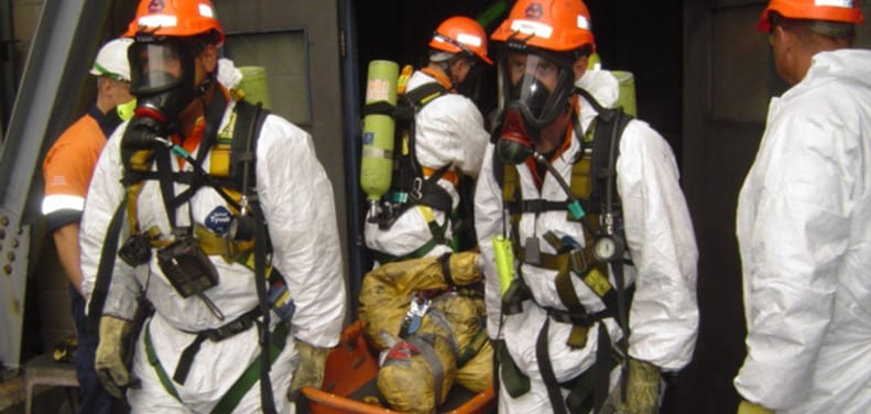 3 Day Confined Space course